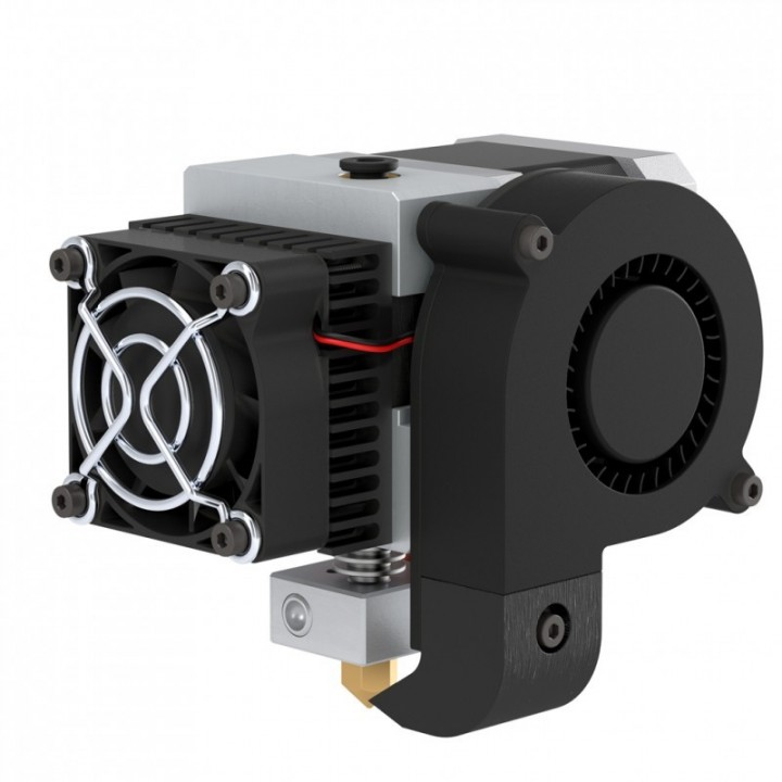 HeatCore DDG Extruder Kit Witbox 1