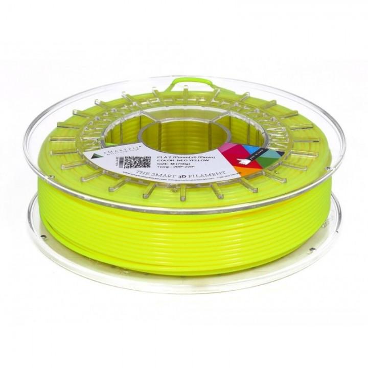 SMARTFIL PLA Neo Yellow (Amarillo Fluorescente)