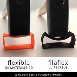 Materials 3D TenaFlex Blanco Glaciar 200gr