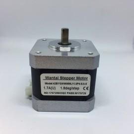 Motores Nema 17 4000g.cm para extrusor DDG