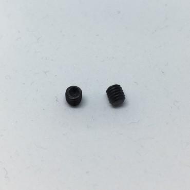 Tornillo allen negro M3x3 Original Bq