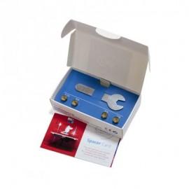 Conjunto 'Nozzle kit' MK8 original CraftBot