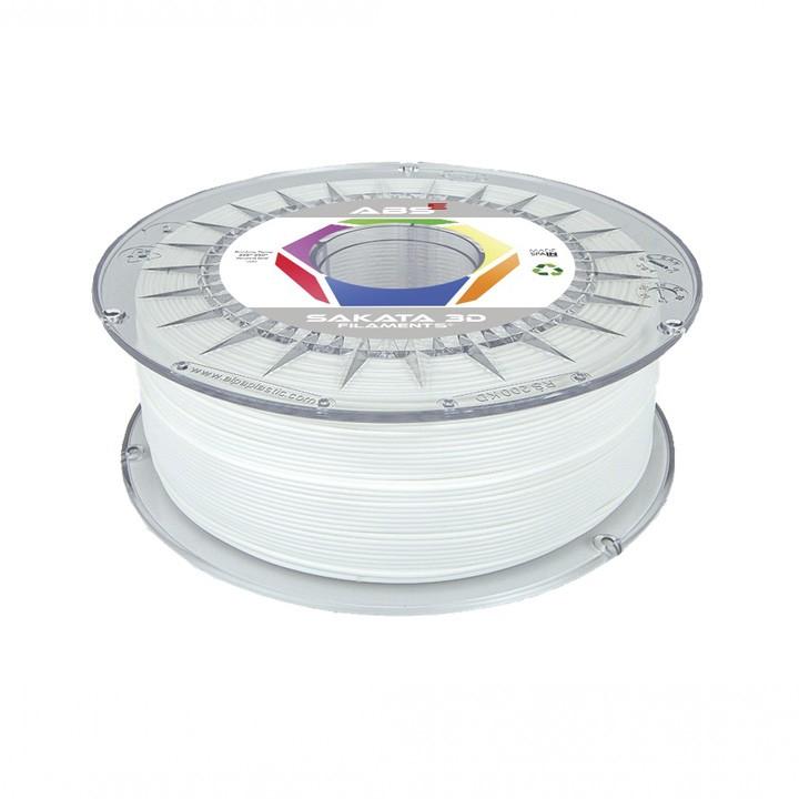 Sakata 3D ABS-E 870 Blanco 1Kg