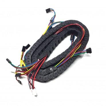 Cables y cadena para...