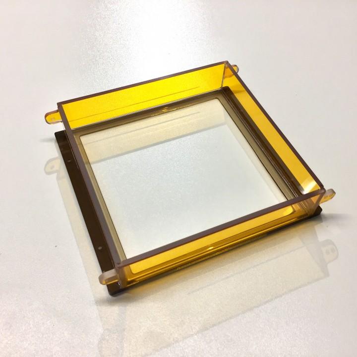 Tanque de Resina compatible con Form 1/1+