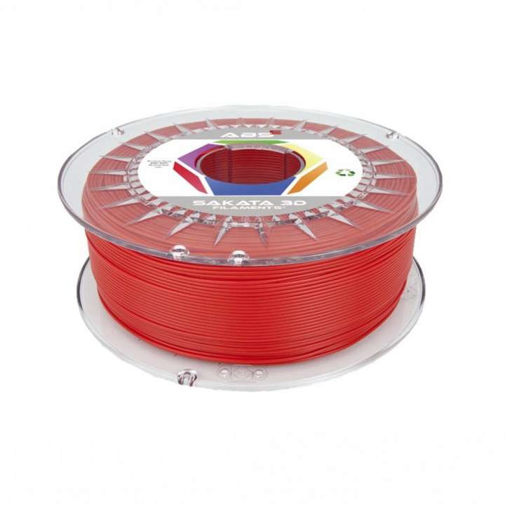 Sakata 3D ABS-E Rojo 1Kg