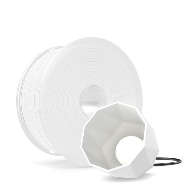 PLA bq 1,75mm Blanco 1Kg