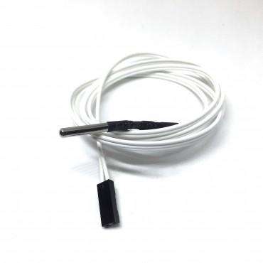 Termistor 100k cableado encapsulado