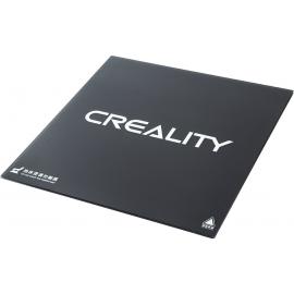 Cama de cristal carborundo original Creality