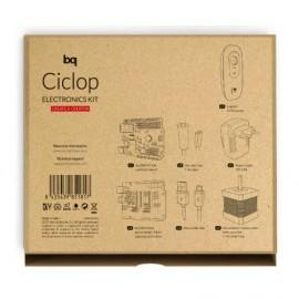 Kit electrónica Scanner 3D bq Ciclop