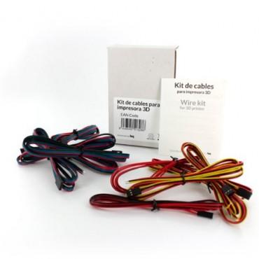 Kit cables para Prusa i3