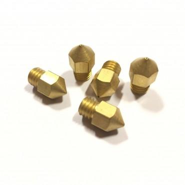 5 Boquilla 'Nozzle' MK7 0,4mm original bq