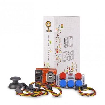 Kit de Pulsadores y Joystick compatible con Placas Arduino
