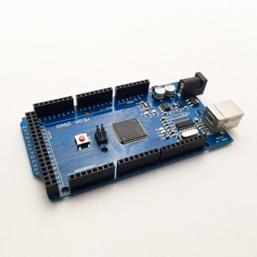 Placa Mega 2560 rev 3 compatible 16u2 Arduino